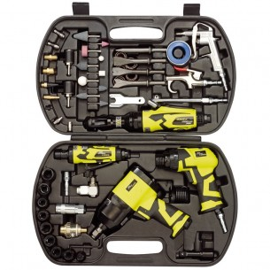Draper StormForce 68pc Air Tool Kit