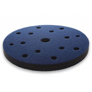 Soft Hook & Loop Interface Pad 150mm 15 Holes