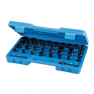 Impact Socket Set 35pc Metric & Imperial