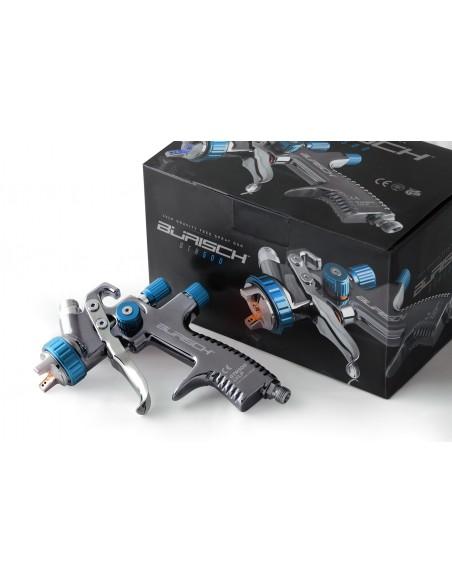 BURISCH GTR500 LVLP 1.4mm Spray Gun