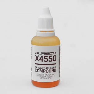 Burisch X4550 Sealant Adhesive Compound 25ml