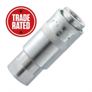"PCL Airflow (UK STYLE) 1/2"" Female Thread Quick Coupling"