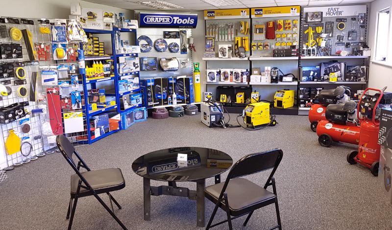 Visit Our Shop in Milton Keynes